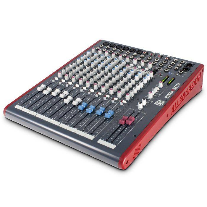 #(*) Mixer 6 Ch Mic/line, 4 Estereo  4 Aux, Usb In/out, Phantom 48v,