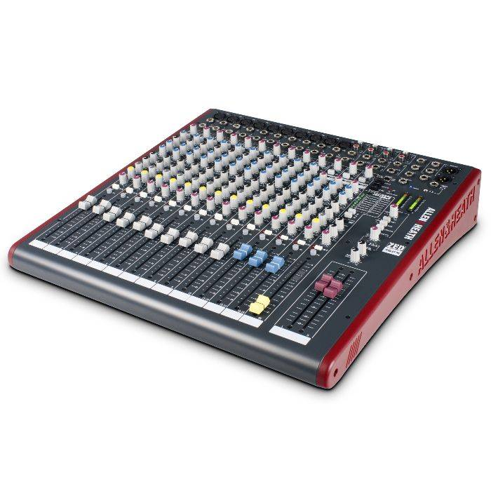 #(*) Mixer 10 Ch Mic/line, 3 Estereo  4 Aux, Usb In/out, Phantom 48v.