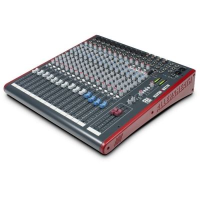 #(*) Mixer 10 Ch Mic/line, 4 Estereo  4 Aux, Usb In/out, Phantom 48v,