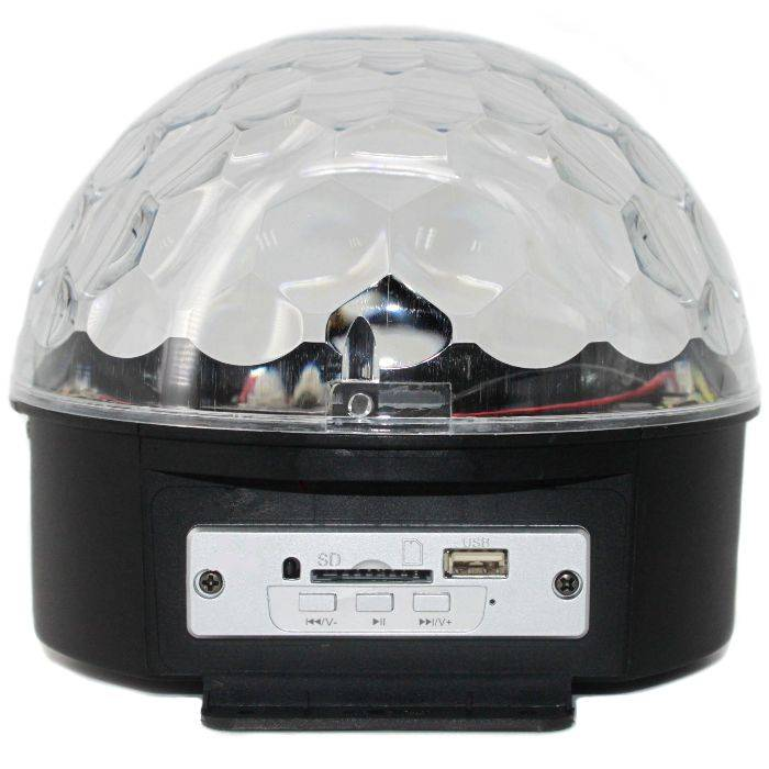 Media Esfera Led Mp3  Inc. Fuente