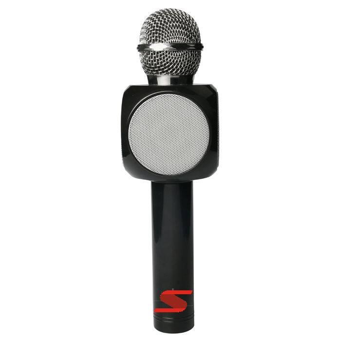Microfono Inalamb.de Karaoke C/usb-negro **