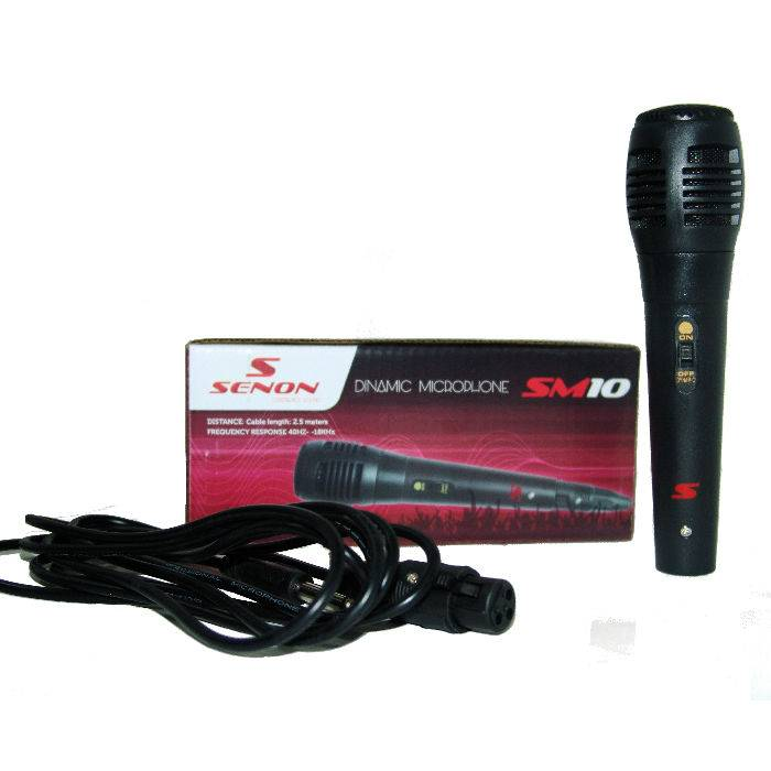 Microfono Alambrico