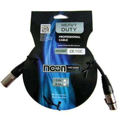 Cable Mic. 1m Canon-canon Ec.