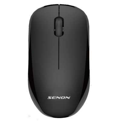 (*) Mouse Para Pc Negro