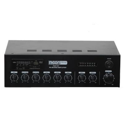 (**) Amplificador Pa 45w Con Mp3 Y Radio Fm