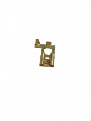 Terminal K15364 Hembra 5x0.5mm Laton (precio Por Caja Plastica Con 100pcs)