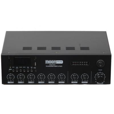 (**) Amplificador Pa 120w Con Mp3 Y Radio Fm
