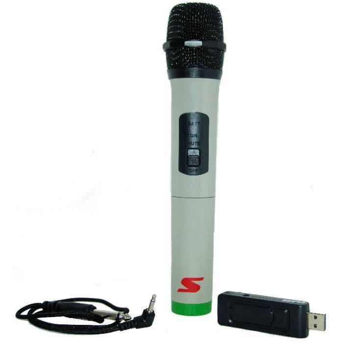 Microfono Inalambrico Universal