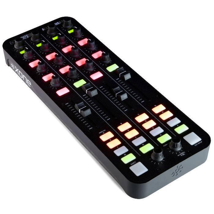 #(*) Controlador Allen & Heath Xone K1 Para Dj
