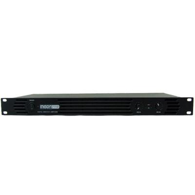 Amplificador De 2 Canales 1200w  Clase ¿d¿
