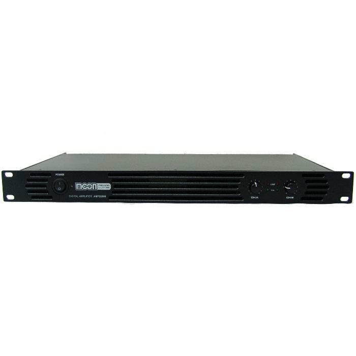 Amplificador De 2 Canales 2000w  Clase ¿d¿