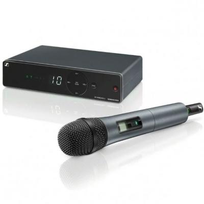 #microfono Inalambrico De Mano E825 En Uhf C/10 Frec.preseteables