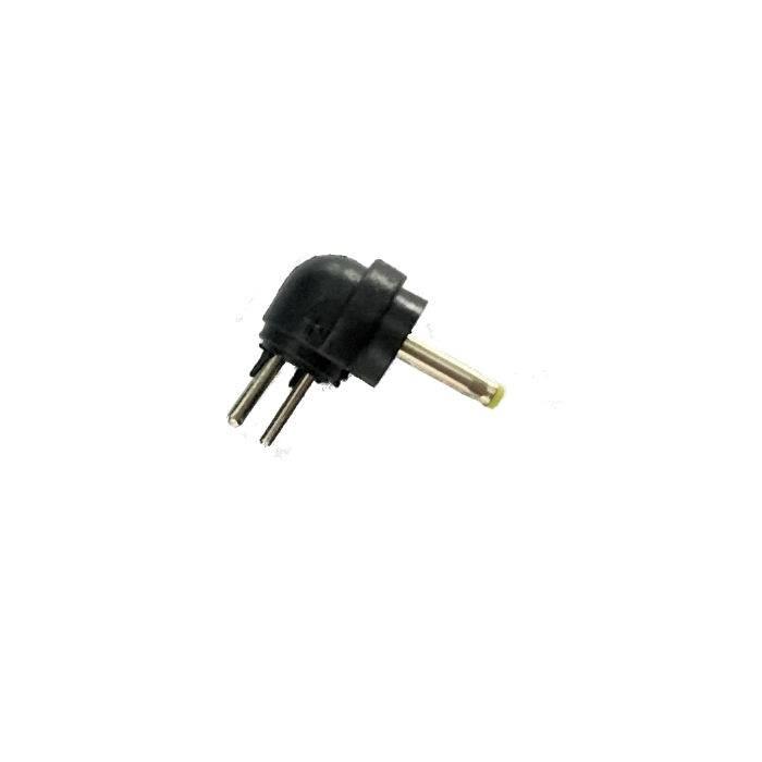 Conector P/fuente Switching 2.35x0.7 Recto Dual
