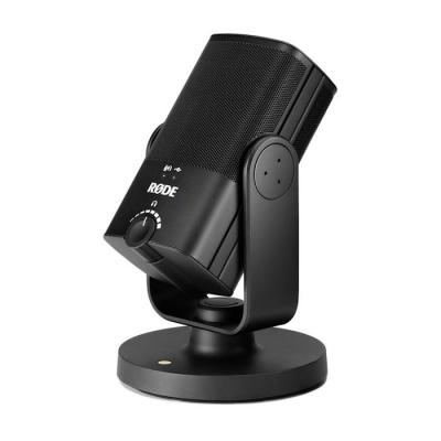 #microfono De Estudio Con Conector Usb, Incluye Calbe Y Usb